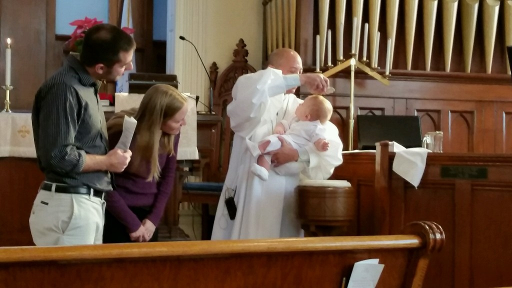 Brayden Smith Baptism